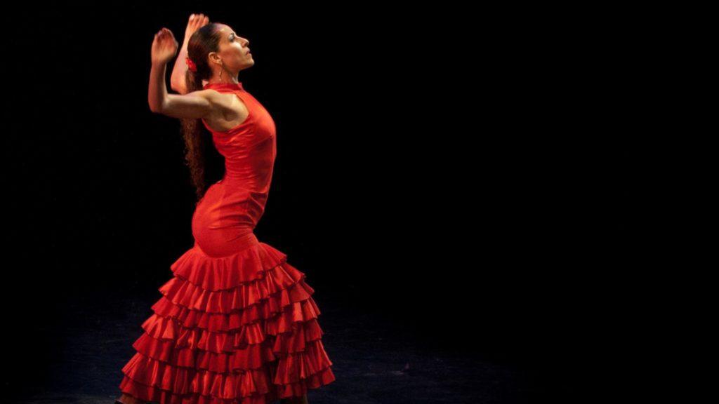 Женская одежда Flamenco