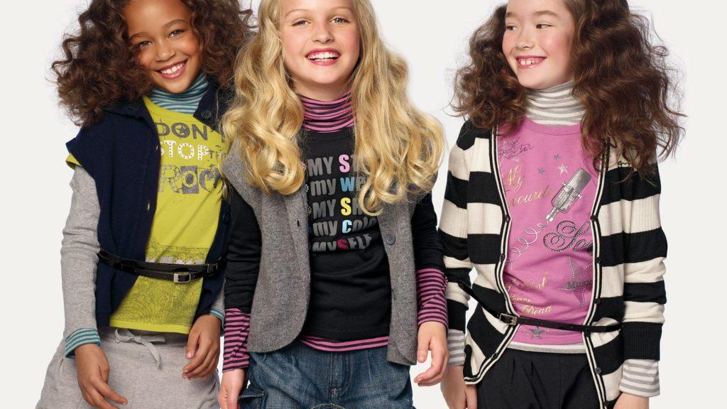 Детская одежда Frankie Youngster