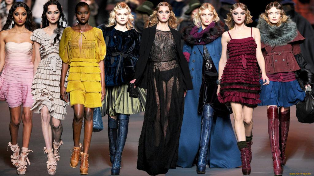 Женская одежда Galliano