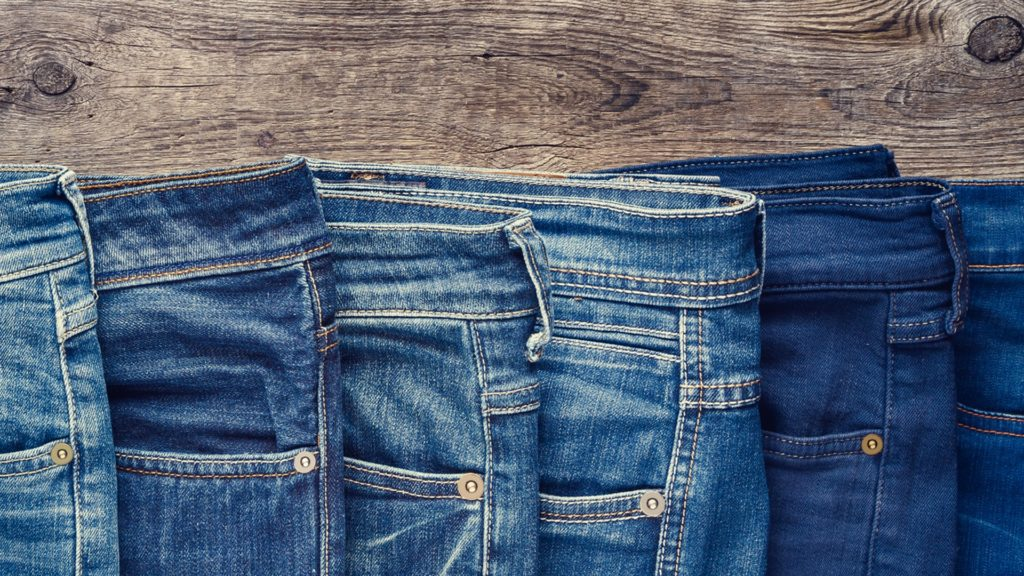 Мужские джинсы Gasoline