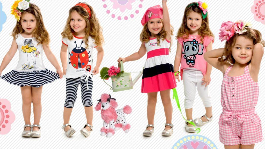 Детская одежда Ginkana