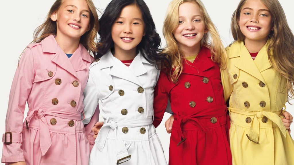 Детская одежда Give Five