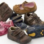 Детская обувь из искусственной или натуральной кожи
