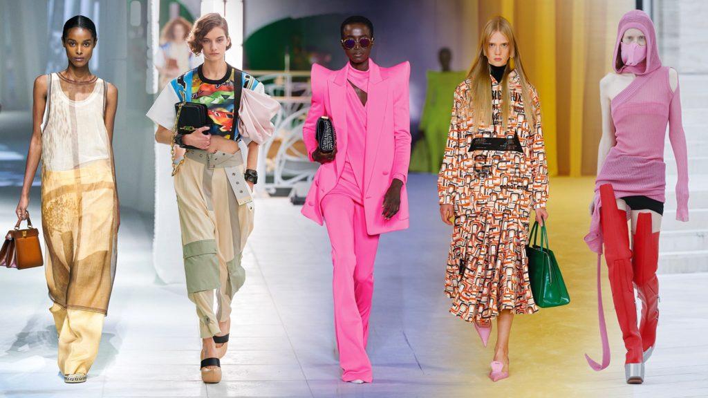Модные тенденции в 2022 году